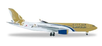新品 ヘルパ  A330-200 ガルフエア 526548