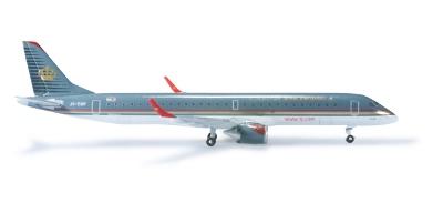新品 ヘルパ  E195 ロイヤルヨルダン航空 524940