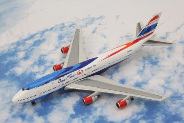 中古 フェニックス  B747-300 One-Two-GO HS-UTK