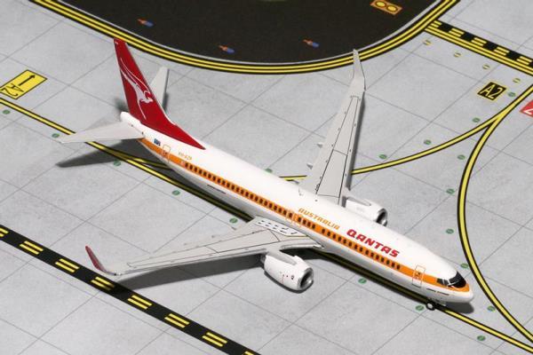 新品 ジェミニジェット 737-800W カンタス航空 VH-XZP[GJQFA1462]