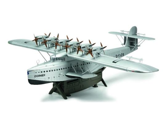 新品 シュコー  ドルニエ Do X D-1929 空の豪華客船