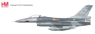 予約 ホビーマスター F-16A 台湾空軍 飛虎隊記念塗装HA3833