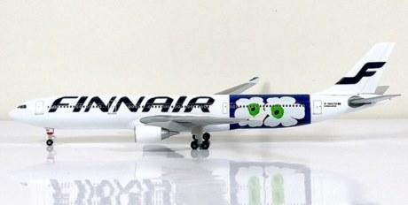 予約 エクスプレッソ・ウイングス A330-300 フィンエアー UNIKKO[0816FI]