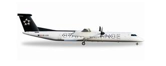 予約 ヘルパウイングス ボンバルディア Q400 オーストリア航空 Star Alliance OE-LGQ[528788]