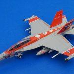 F/A-18F スーパーホーネット VFA-102 ダイヤモンドバックス 50周年記念塗装