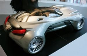 未来の車。。。