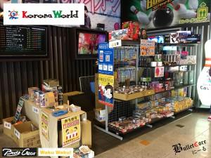 20170427-2】愛知県小牧市コロナワールド映画館側で物販イベント!