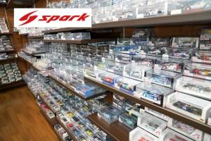 spark(スパーク)ミニカー大量入荷!希少・絶版品も多数ございます!
